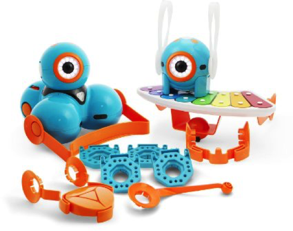 Teach Kids to Code with Dash & Dot!